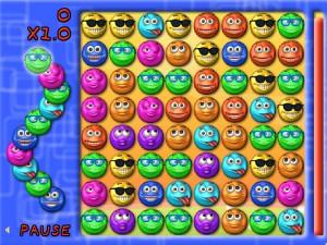 Онлайн Игра Веселые пазлы 2 (Smiley Puzzle 2) (изображение №3)