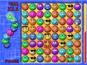 Онлайн игра Веселые пазлы 2 (Smiley Puzzle 2) (изображение №4)