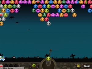 Онлайн игра Стрельба на Хэллойин (Halloween crazy shooter) (изображение №2)
