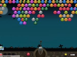 Онлайн игра Стрельба на Хэллойин (Halloween crazy shooter) (изображение №3)