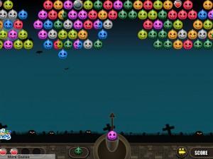 Онлайн игра Стрельба на Хэллойин (Halloween crazy shooter) (изображение №4)