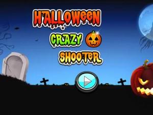 Онлайн игра Стрельба на Хэллойин (Halloween crazy shooter) (изображение №5)
