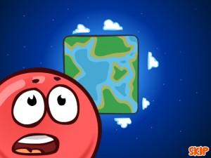 Онлайн игра Красный шар 4 часть 1 (Red ball 4 vol.1) (изображение №8)
