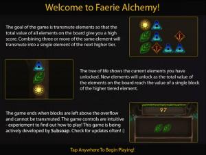 Онлайн Игра Волшебная Алхимия (Faerie Alchemy) (изображение №6)
