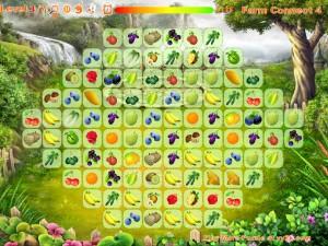 Онлайн Игра Фермы - соединения 4 (Farm Connect 4. Final Version) (изображение №2)