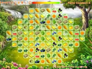 Онлайн Игра Фермы - соединения 4 (Farm Connect 4. Final Version) (изображение №4)