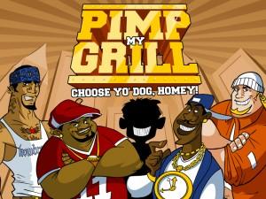 Онлайн игра Соревнование поваров (Pimp my grill) (изображение №3)