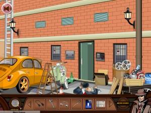 Онлайн игра Супер детектив 420 (Super Detective 420) (изображение №3)