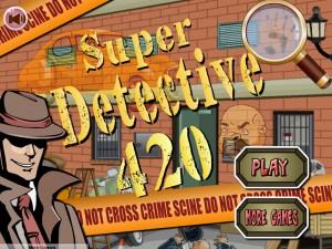 Супер детектив 420