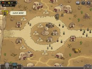 Онлайн игра Переполох в королевстве 2 (Kingdom Rush Frontiers) (изображение №2)