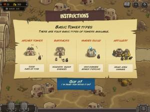 Онлайн игра Переполох в королевстве 2 (Kingdom Rush Frontiers) (изображение №3)