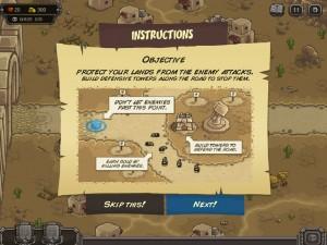 Онлайн игра Переполох в королевстве 2 (Kingdom Rush Frontiers) (изображение №4)