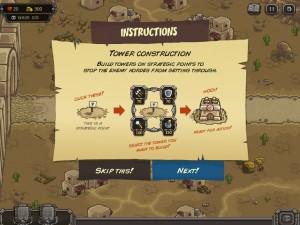 Онлайн игра Переполох в королевстве 2 (Kingdom Rush Frontiers) (изображение №5)