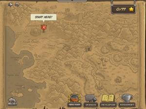 Онлайн игра Переполох в королевстве 2 (Kingdom Rush Frontiers) (изображение №7)