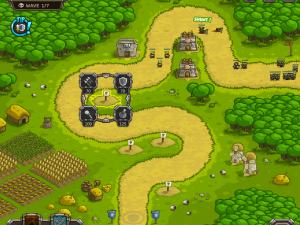 Онлайн игра Переполох в королевстве (Kingdom Rush) (изображение №10)