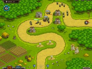 Онлайн игра Переполох в королевстве (Kingdom Rush) (изображение №7)