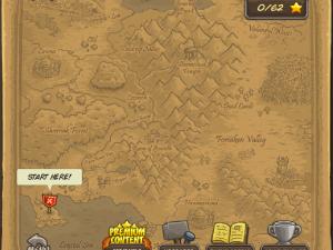 Онлайн игра Переполох в королевстве (Kingdom Rush) (изображение №11)