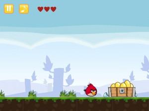 Онлайн игра Злые Птицы Сумасшедшее Движение (Angry Birds Go Crazy) (изображение №9)