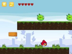 Онлайн игра Злые Птицы Сумасшедшее Движение (Angry Birds Go Crazy) (изображение №8)