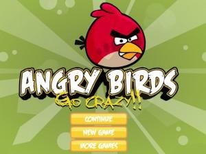 Игра Злые Птицы Сумасшедшее Движение