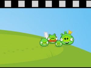Онлайн игра Злые Птицы Сумасшедшее Движение (Angry Birds Go Crazy) (изображение №5)