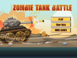 Игра Танк против зомби