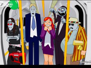 Онлайн игра Кризис в вагоне (Tube Crisis) (изображение №1)