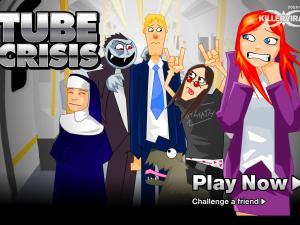 Онлайн игра Кризис в вагоне (Tube Crisis) (изображение №5)