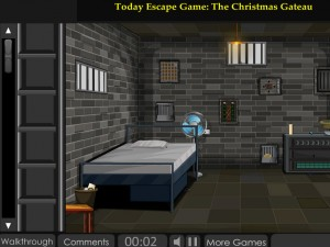 Онлайн игра Побег из тюрьмы 3 (Prison Escape 3) (изображение №3)