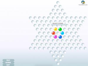 Онлайн игра Китайская звезда: Шашки (Chinese star: Checkers) (изображение №3)