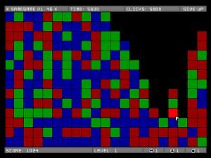 Онлайн игра Кубики (Same game) (изображение №3)