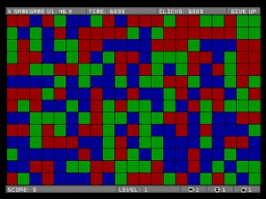 Онлайн игра Кубики (Same game) (изображение №4)