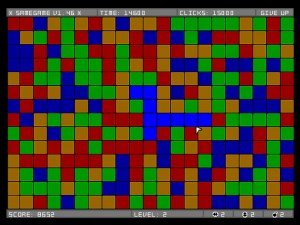 Онлайн игра Кубики (Same game) (изображение №5)