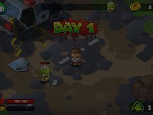 Онлайн игра Стрельба по зомби (Wrath of zombies) (изображение №7)