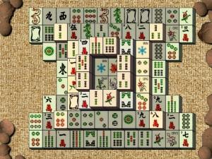 Игра Город Маджонга