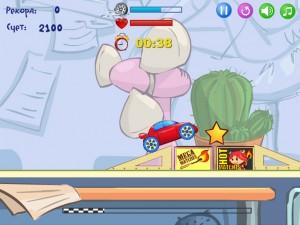 Онлайн игра Гонки на рабочем столе (Desktop racing) (изображение №2)