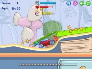 Онлайн игра Гонки на рабочем столе (Desktop racing) (изображение №5)