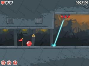 Онлайн игра Красный шар 4 часть 3 (Red ball 4 vol.3) (изображение №5)