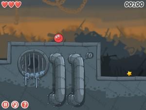 Онлайн игра Красный шар 4 часть 3 (Red ball 4 vol.3) (изображение №6)