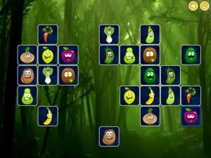 Онлайн игра Найди пары для овощей (Connect puzzles) (изображение №2)
