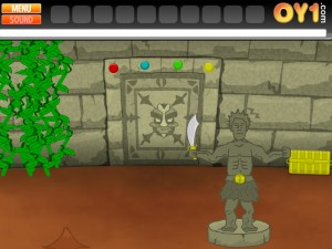 Онлайн игра План побега (Escape plan) (изображение №2)