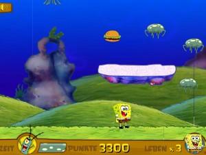 Онлайн игра Коварный план Планктона (Planctons perfecder plan) (изображение №1)