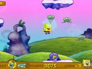 Онлайн игра Коварный план Планктона (Planctons perfecder plan) (изображение №2)