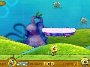 Онлайн игра Коварный план Планктона (Planctons perfecder plan) (изображение №4)