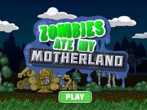 Онлайн игра Зомби в Сибири (Zombies ate my Motherland) (изображение №1)