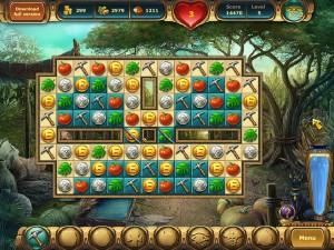 Онлайн игра Египетские сокровища (Cradle of Egypt) (изображение №1)