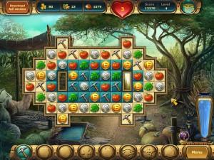 Онлайн игра Египетские сокровища (Cradle of Egypt) (изображение №2)