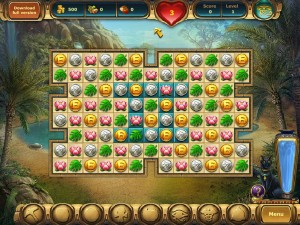 Онлайн игра Египетские сокровища (Cradle of Egypt) (изображение №4)