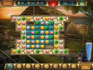 Онлайн игра Египетские сокровища (Cradle of Egypt) (изображение №5)