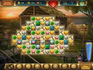 Онлайн игра Египетские сокровища (Cradle of Egypt) (изображение №7)